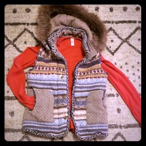 Vest and Thermal Bundle